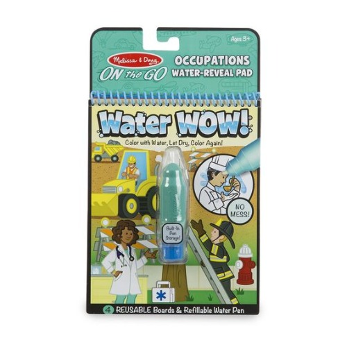 Melissa & Doug Water wow! Occupations