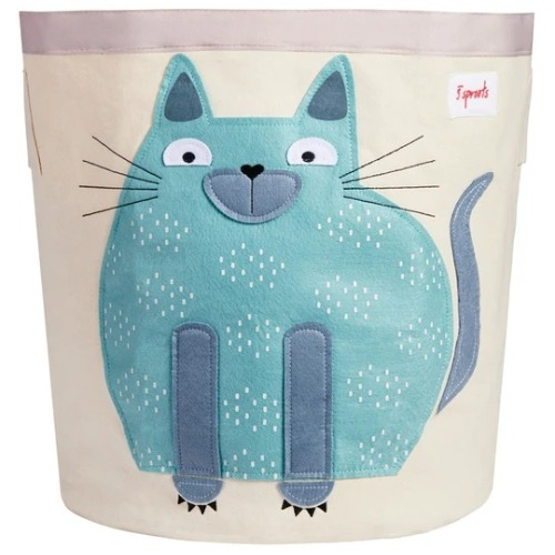 Chat bleu Toffee