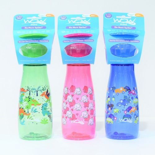 Bouteilles mini Wow cup