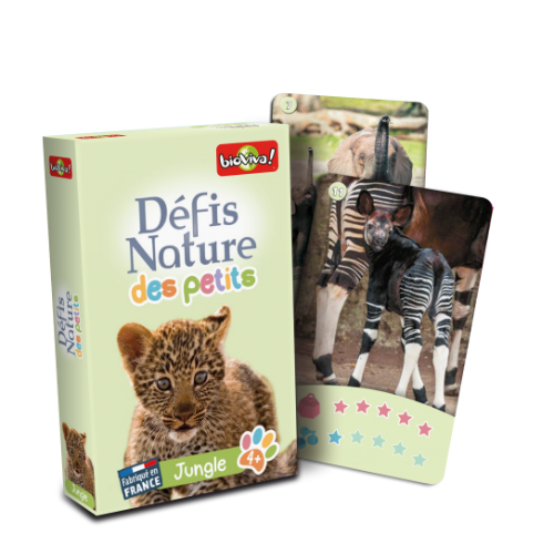 Défi Nature petits - Jungle