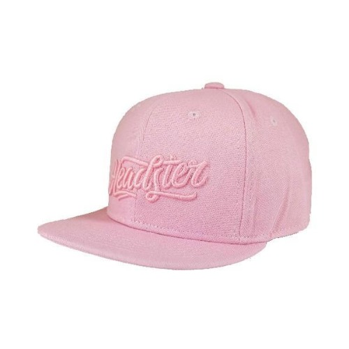 Headster - Casquettes everyday pink