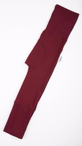 Pantalons évolutifs Coton Vanille