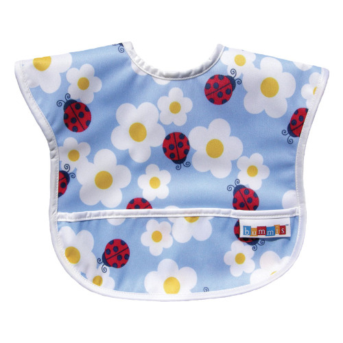 Bummis - Bavoirs Best-Ever Bib sans manches