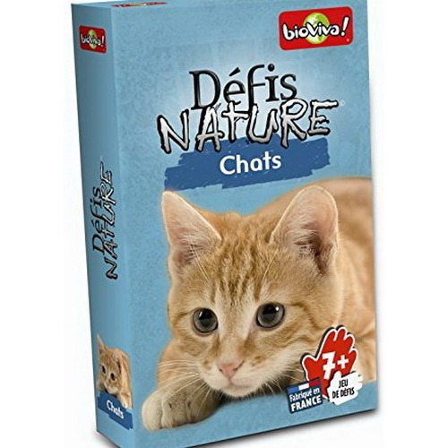 Défi Nature - Chats