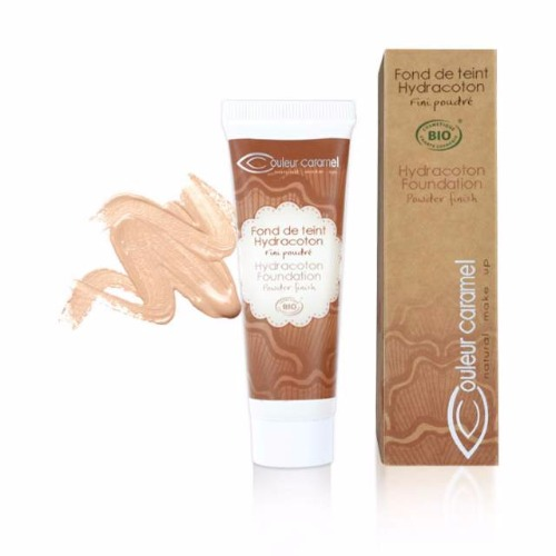 Couleur Caramel - Fond de teint Hydracoton Naturel (12)