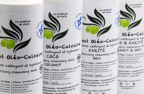 liniment oleo-calcaire les produits de Maya