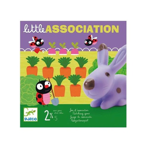 Djeco - Little association