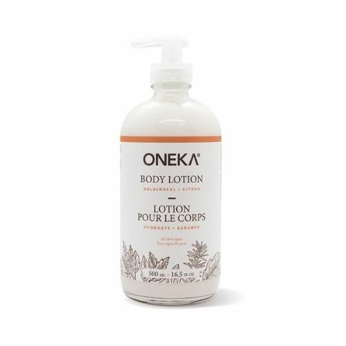 lotion pour le corps Oneka