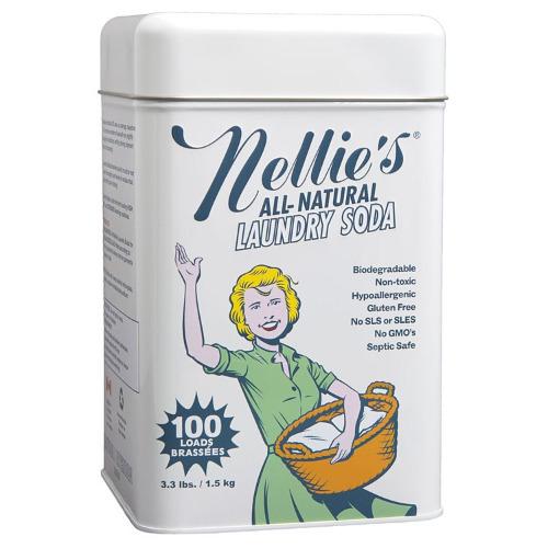 Détergent à lessive naturel Nellie's