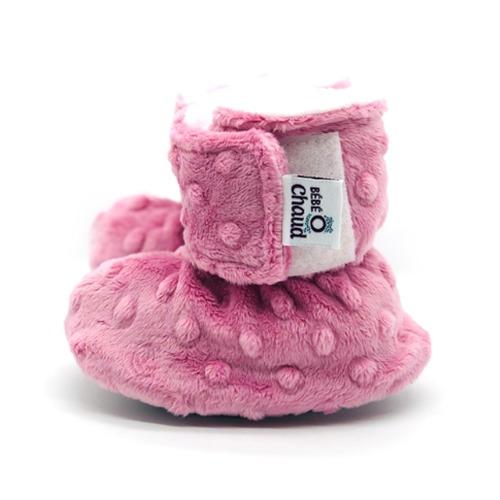 pantoufles bébé o chaud