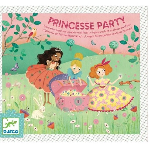 Djeco - Princesse Party