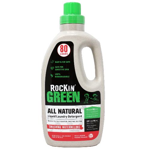 Détergent à lessive liquide Rockin' Green