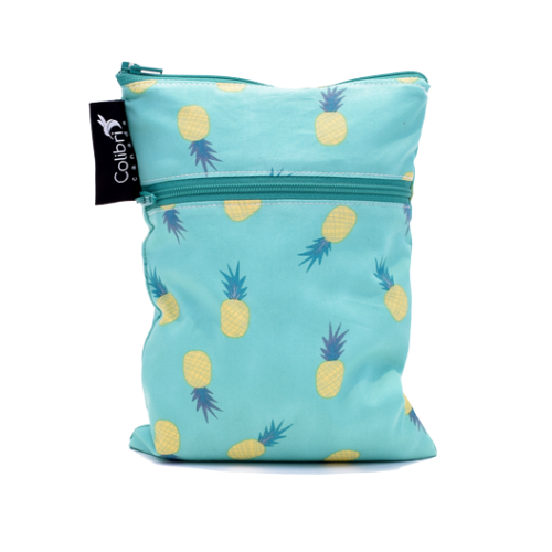 sac imperméable 2 pochettes colibri