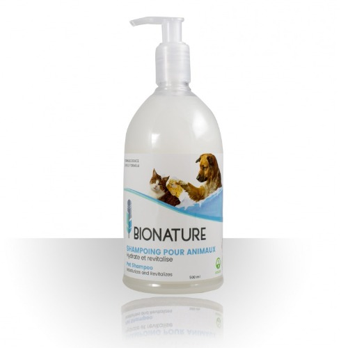 Shampoing pour animaux - Bionature