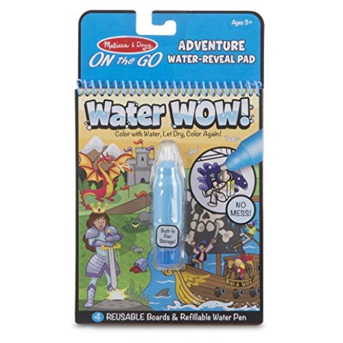 Melissa & Doug Water wow! Aventure